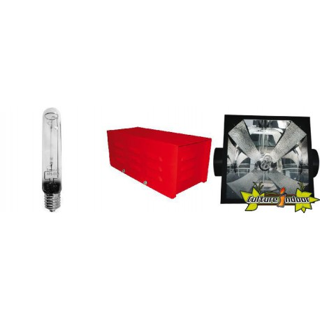 KIT ECLAIRAGE MAGNETIC 600w RED LIGHT 51