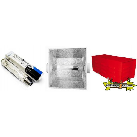 KIT ECLAIRAGE MAGNETIC 600w RED LIGHT 75