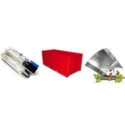 KIT ECLAIRAGE MAGNETIC 600w RED LIGHT 79