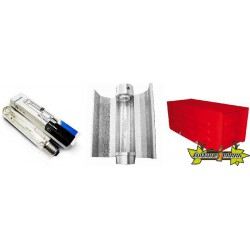 KIT ECLAIRAGE MAGNETIC 600w RED LIGHT 80