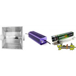 KIT ECLAIRAGE ELECTRONIC 600w LUMATEK 10-ballast-reflecteur-ampoule