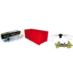 KIT ECLAIRAGE MAGNETIC 1000w RED LIGHT 4-ballast-reflecteur-ampoule