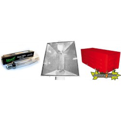 KIT ECLAIRAGE MAGNETIC 1000 RED LIGHT 11