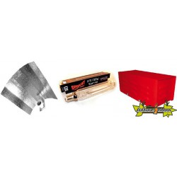 KIT ECLAIRAGE MAGNETIC 1000 RED LIGHT 14