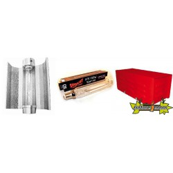 KIT ECLAIRAGE MAGNETIC 1000 RED LIGHT 15