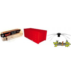 KIT ECLAIRAGE MAGNETIC 1000 RED LIGHT 17