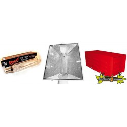 KIT ECLAIRAGE MAGNETIC 1000 RED LIGHT 24