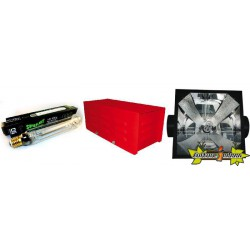 KIT ECLAIRAGE MAGNETIC 1000w RED LIGHT 38-ballast-reflecteur-ampoule