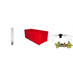KIT ECLAIRAGE MAGNETIC 1000w RED LIGHT 43-ballast-reflecteur-ampoule