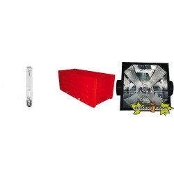 KIT ECLAIRAGE MAGNETIC 1000w RED LIGHT 51-ballast-reflecteur-ampoule