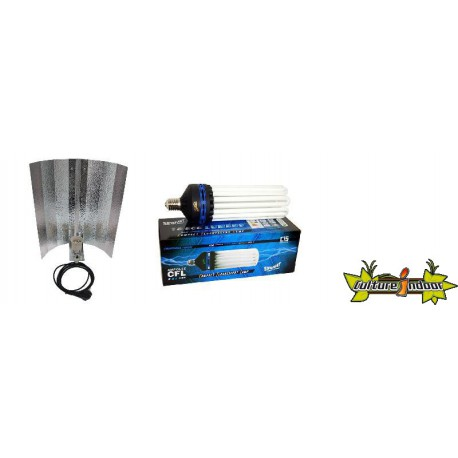 KIT lampe CFL 300W CROISSANCE 2