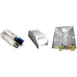 KIT ECLAIRAGE MAGNETIC 400w ETI 62-ballast-reflecteur-ampoule