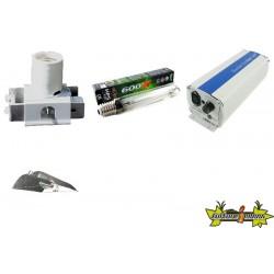 KIT ECLAIRAGE ELECTRONIC 600w GAVITA 13-ballast-reflecteur-ampoule