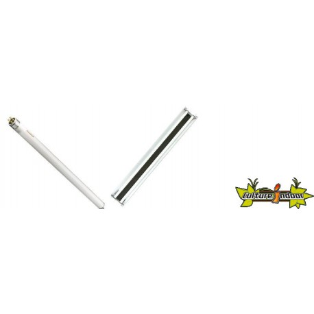 KIT néons ,rampes fluorescent SUPERPLANT T5HO 6 X 54W (324w) 6500K PLUG AND PLAY