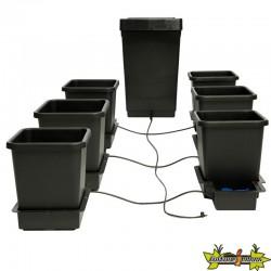 Autopot - Kit Autopot 6 pots 15L , systeme hydroponique , sans pompe sans électricité