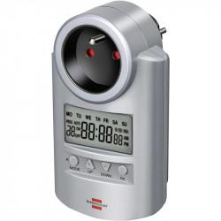 Brennenstuhl - Programmateur Timer domotic line 20 prog/jour