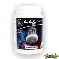 PLATINIUM Nutrients - Boîte de 60 Pastilles CO2 TABS