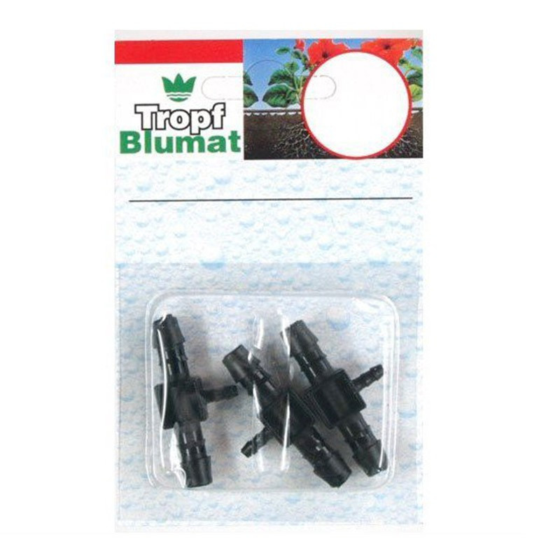 irrigation , arrosage Blumat - T 8mm (blister 3pcs)