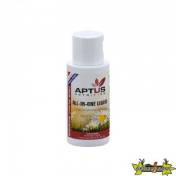 Aptus - All in One liquide 50ml, engrais croissance et floraison - Sample
