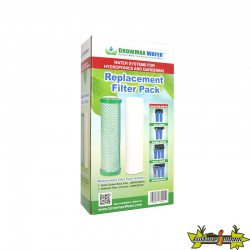 PACK FILTRES DE RECHANGE ECO/POWER/MEGA GROW