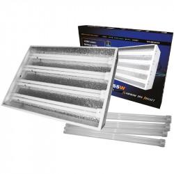 Kit StarLite CIS 4 x 55 W RED 2100 °K floraison, turbo néons, kit fluorescent