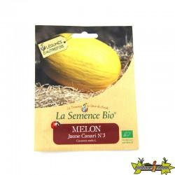 GRAINES BIO - MELON JAUNE CANARI N?3 (20GN)