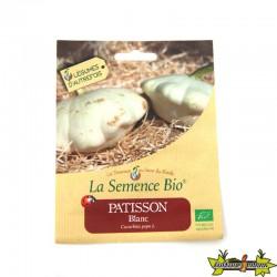 La Semence Bio - Patisson blanc