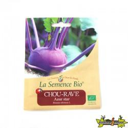 La Semence Bio - Chou rave azur star