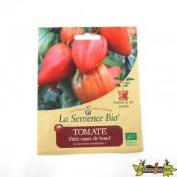 La Semence Bio - Tomate petit coeur de boeuf