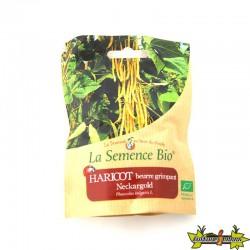 La Semence Bio - Haricot beurre grimpant neckargold