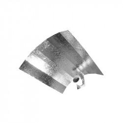 Réflecteurs Stucco ouverts 40X40cm ,douille E40, pour hps ou mh 150 à 1000w