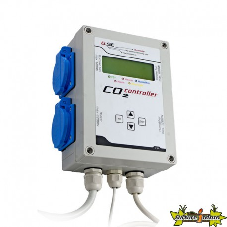 GSE CO2 CONTROLLER + 2 FANS