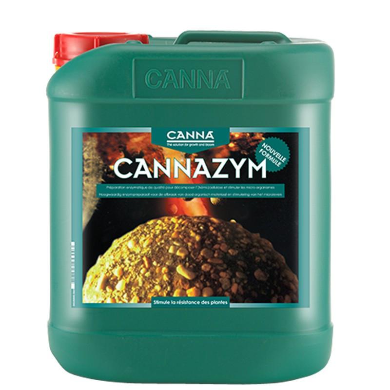 Engrais Cannazym 5L Canna , solution enzymatique , enzymes plantes