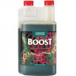 Canna - CANNABOOST Accelerator 1L , booster de floraison , terre , hydro , coco