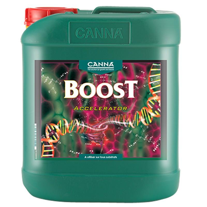 Canna - CANNABOOST ACCELERATOR 5L , booster de floraison , hydro,terre,coco