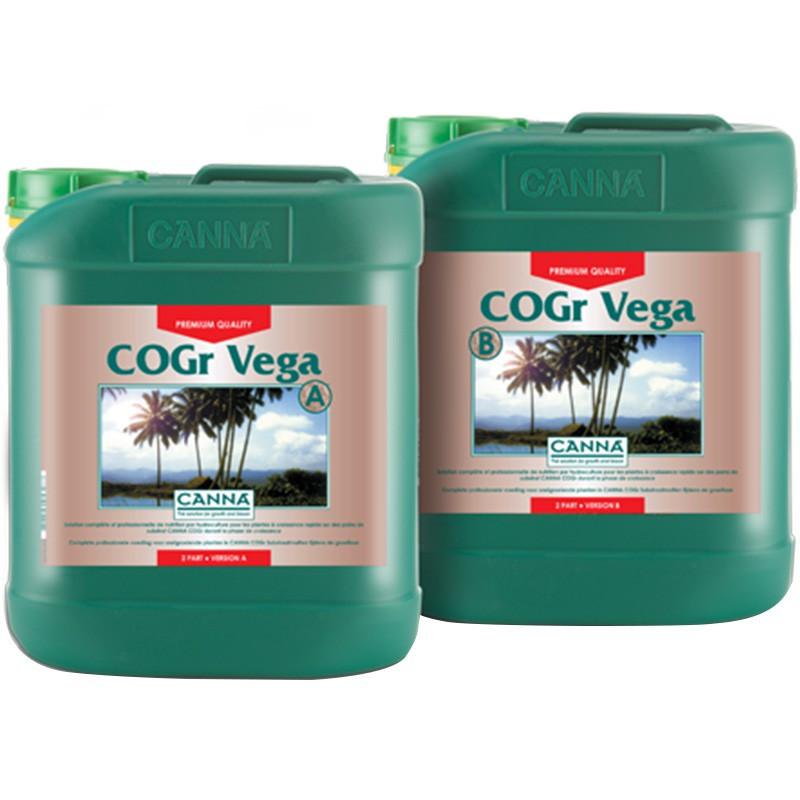 Canna - COGR vega 2x5L , engrais croissance pain cogr