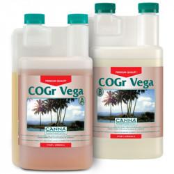 CANNA - COGR vega 2x1L , engrais croissance pain cogr