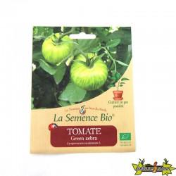 La Semence Bio - Tomate green zebra