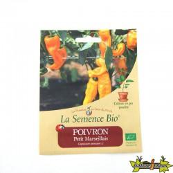 La Semence Bio - Poivron petit marseillais