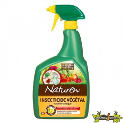NATUREN INSECTICIDE VEGETAL PAL 800ML