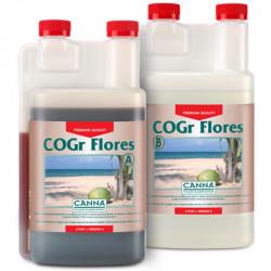 COGR FLORES 2x1L Canna , engrais floraison pain cogr