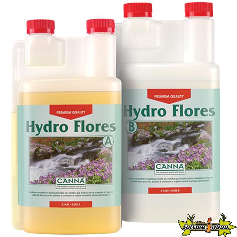 canna hydro flores 2x1l engrais de floraison hydroponie canna 14 85 culture indoor. Black Bedroom Furniture Sets. Home Design Ideas