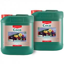 Canna Coco A et B 2 x 5L , engrais de croissance et floraison bi composants
