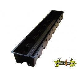 Bac de culture Libra 100x16x9cm - sans pipe