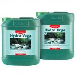Canna HYDRO vega 2x5L, engrais de croissance hydroponie