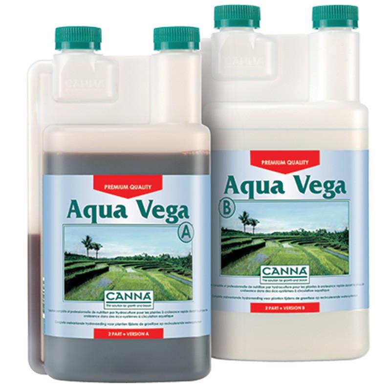 Canna aqua vega 2x1L , engrais de croissance systeme hydroponique