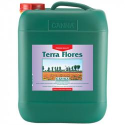 Terra Flores 10L Canna , engrais minéral pour la terre