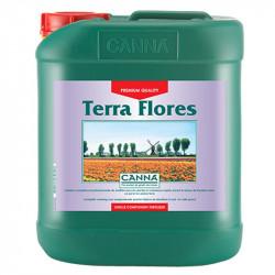 engrais Terra Flores 5L Canna - engrais terre Floraison