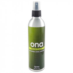 Destructeur d'odeur ONA Fresh Linen en spray 250 ml