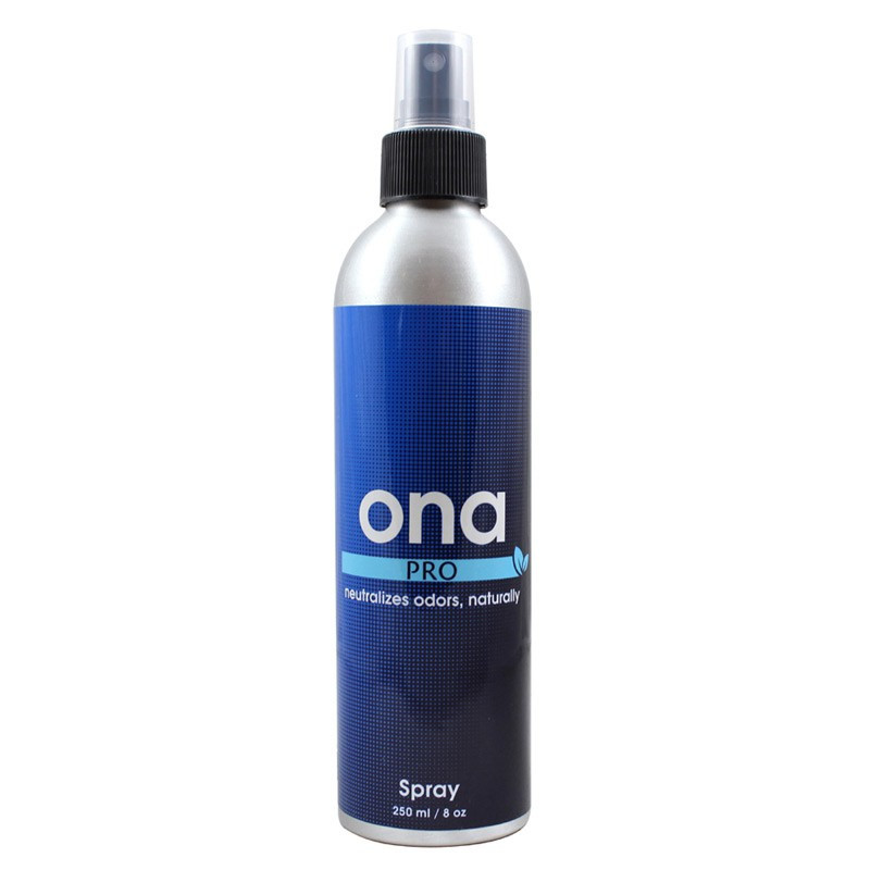 Destructeur d'odeur ONA PRO en spray 250 ml